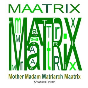Maatrix_green color